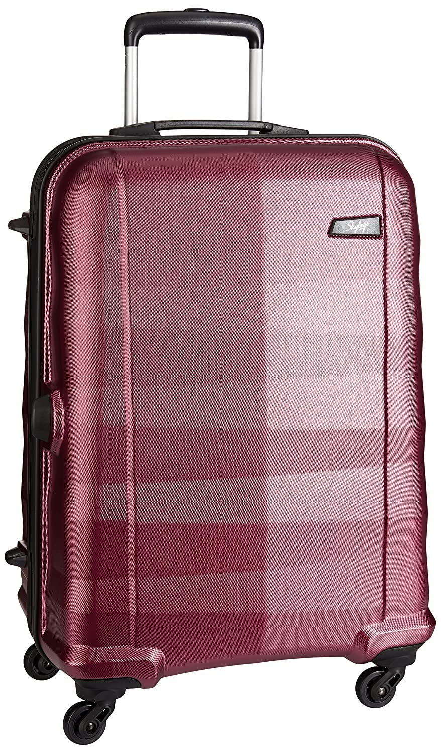 Skybags Auckland 56.1 cms Cherry Red Hardsided Carry-On (AUCKL55EMCD)