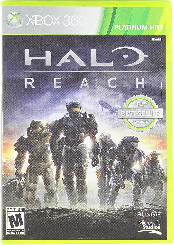 Amazon com: Halo Reach: Xbox 360: Microsoft Corporation: Video Games
