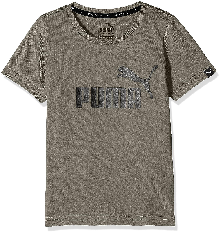 Puma Ess No. 1Tee Shirt PUMAE|#PUMA