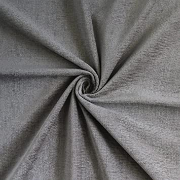 Sold By The 10 Metre Plain Cream Colour Poly Cotton Furnishing Curtain Upholstery Fabric Textile