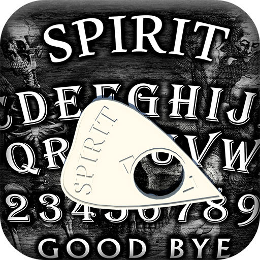 Ghost Board - 3D Spirit Board FREE