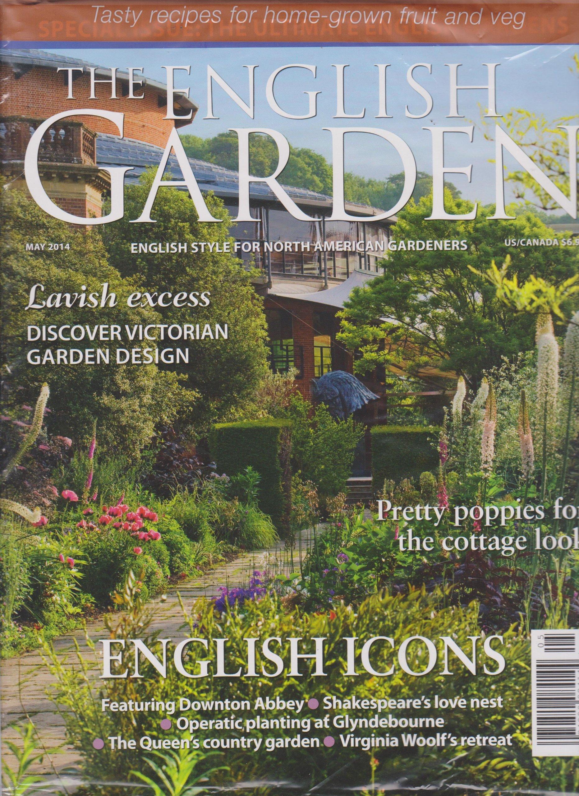 The English Garden Magazine May 2014
