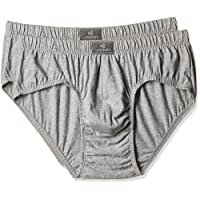 Jockey Men's Cotton Poco Brief (Pack of 2)