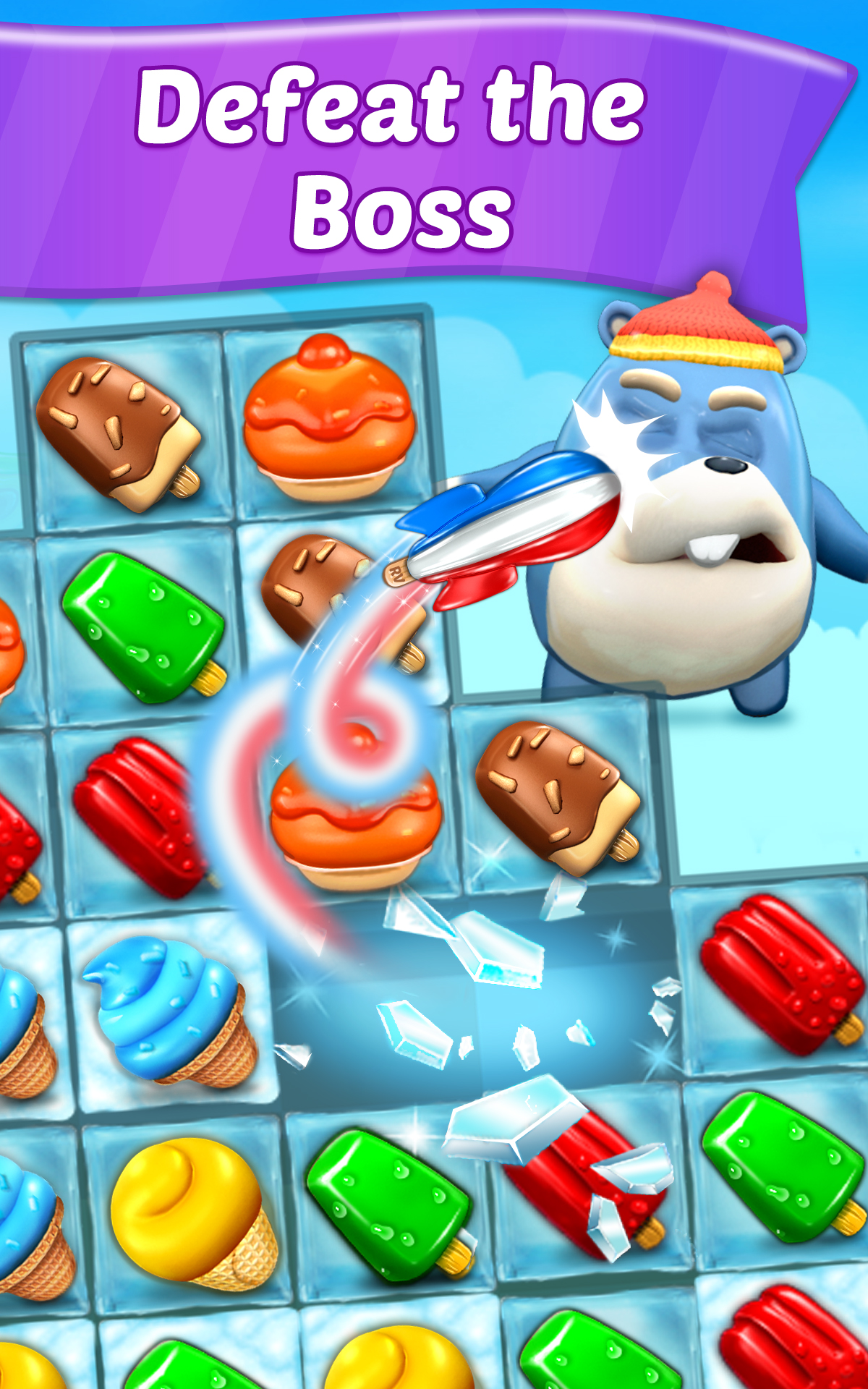 Amazon.com: Ice Cream Paradise: Appstore for Android