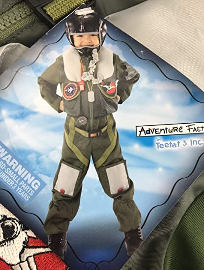 Details about  /Teetot Aviator Child Costume