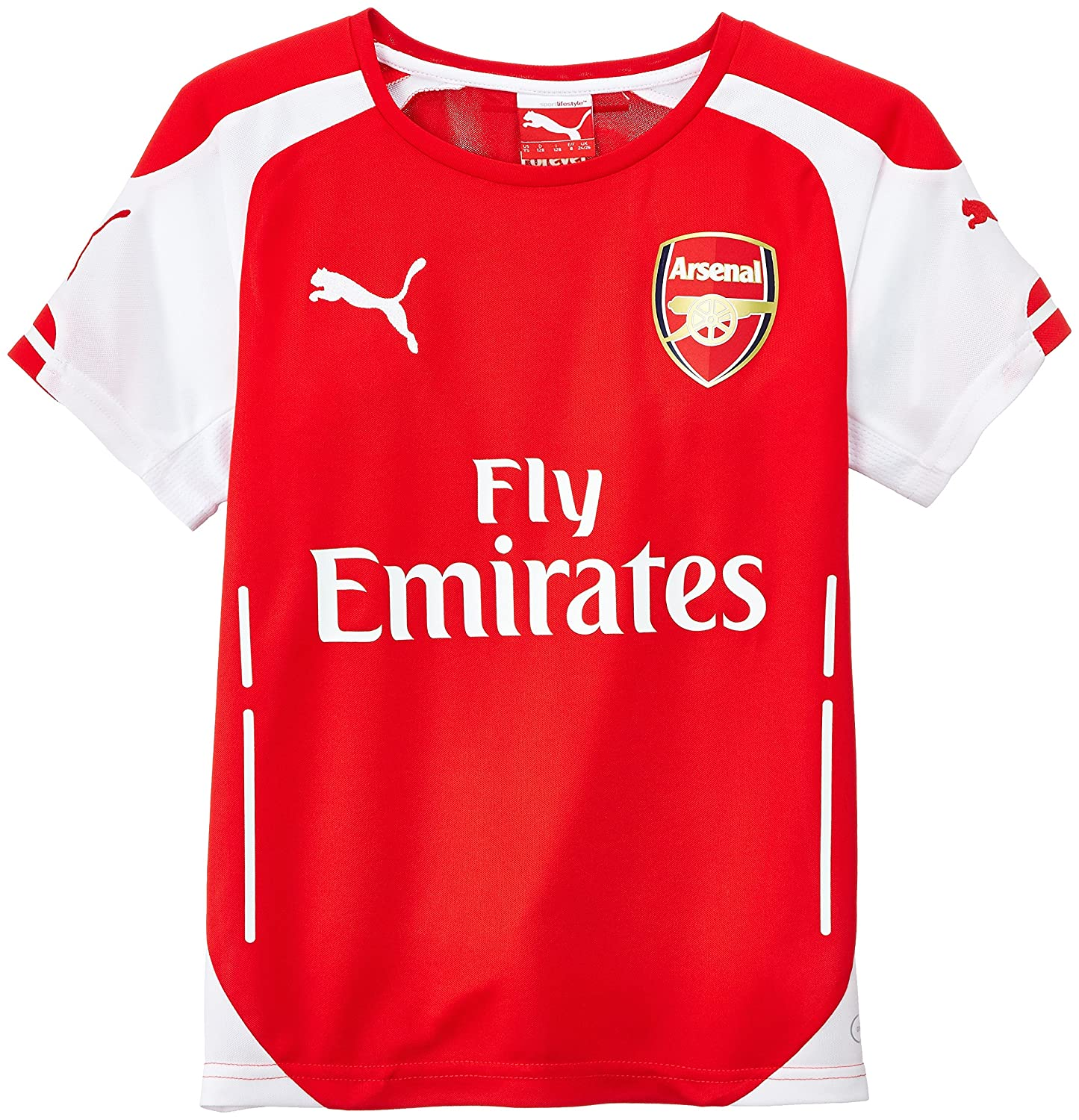 2014-2015 Arsenal Puma Home Football Shirt (Kids)