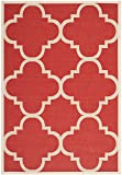 Safavieh Courtyard Collection CY6243-248 Red