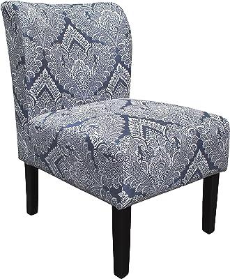 Amazon Com Linon Simon Chair Udder Madness Kitchen Amp Dining