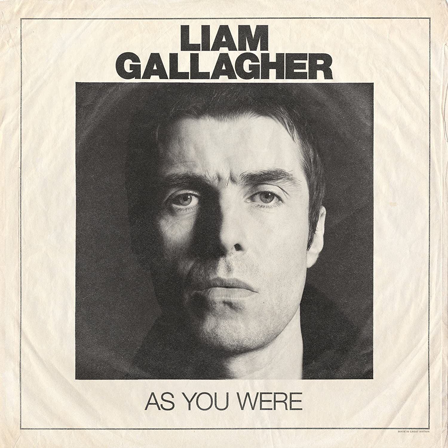 Image result for liam gallagher as you were