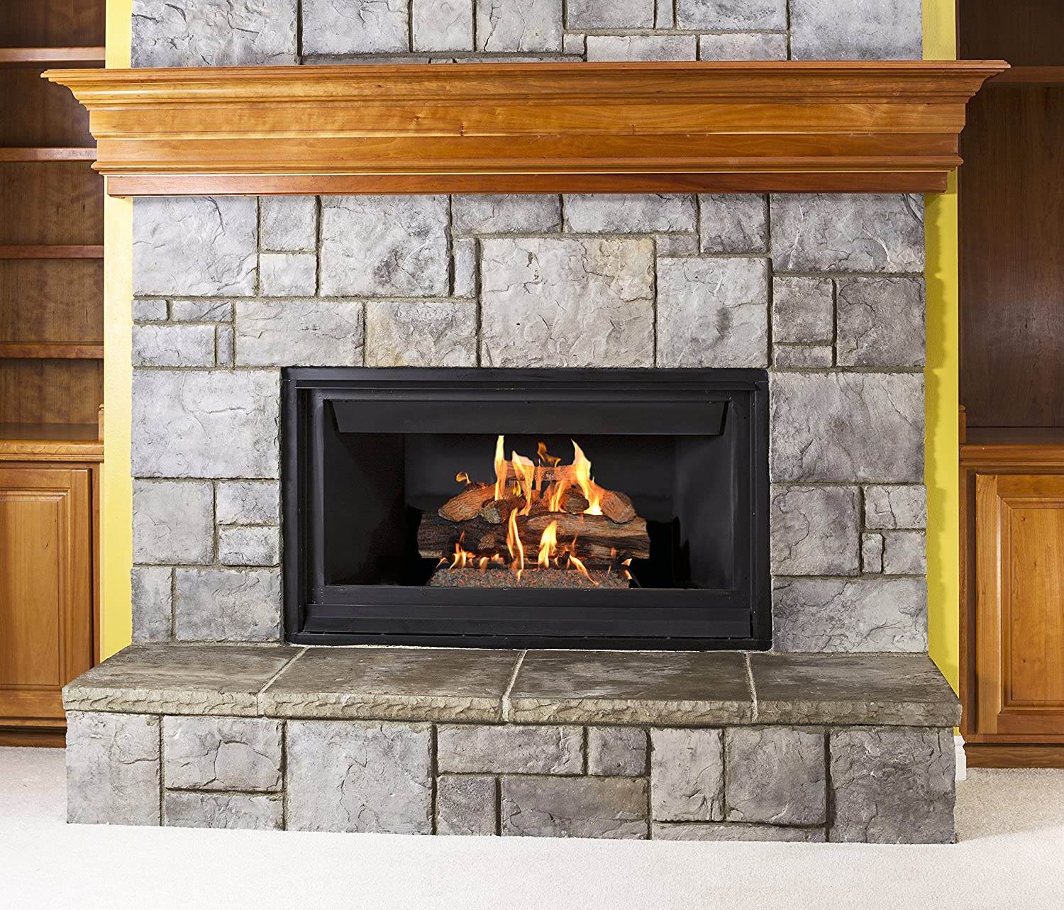 best gas logs consumer report