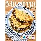 Revista Máxima Receitas - A culinária da moda e muito mais!