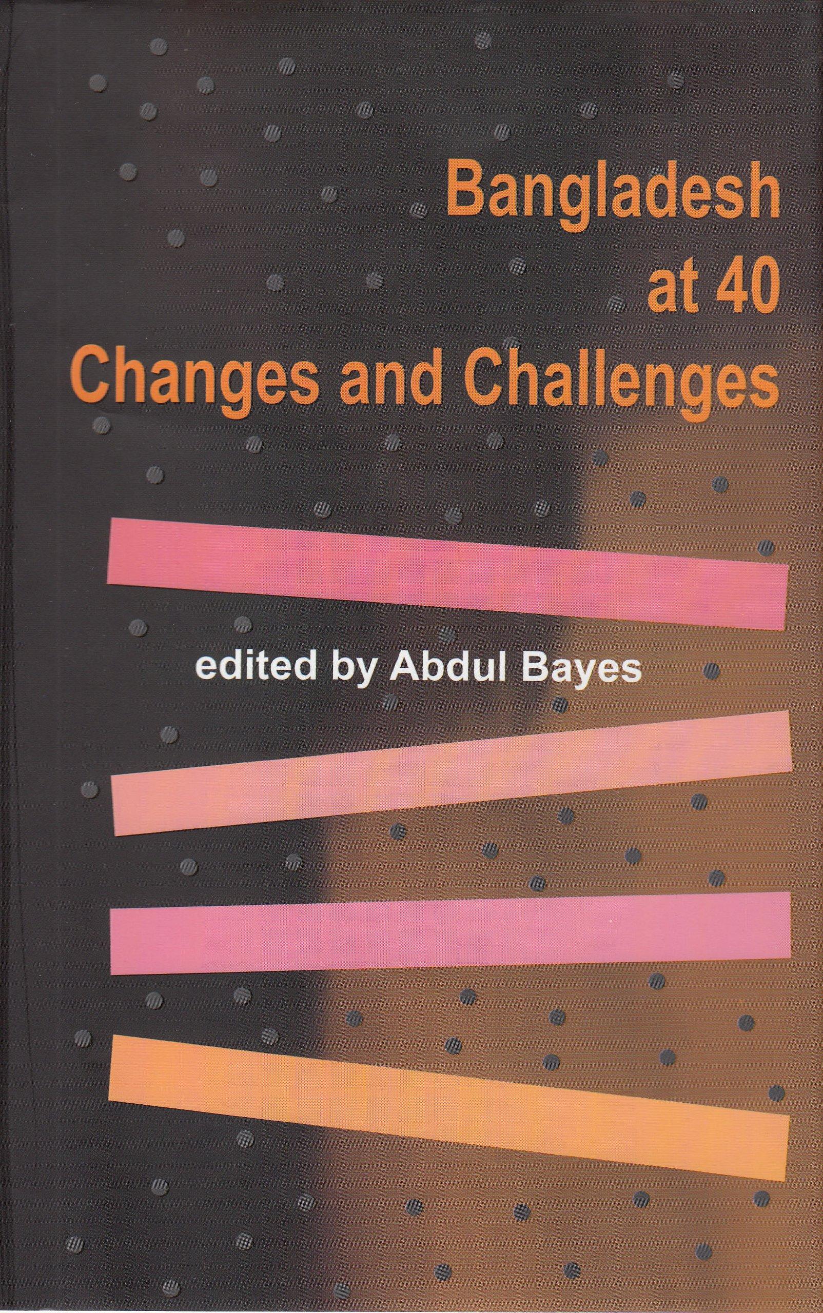 Download Bangladesh At 40 Changes and Challenges pdf epub