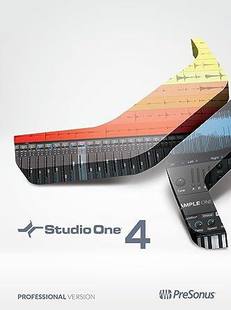presonus studio one 4 crack professional full download