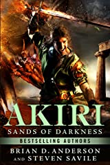 Akiri: Sands Of Darkness Kindle Edition