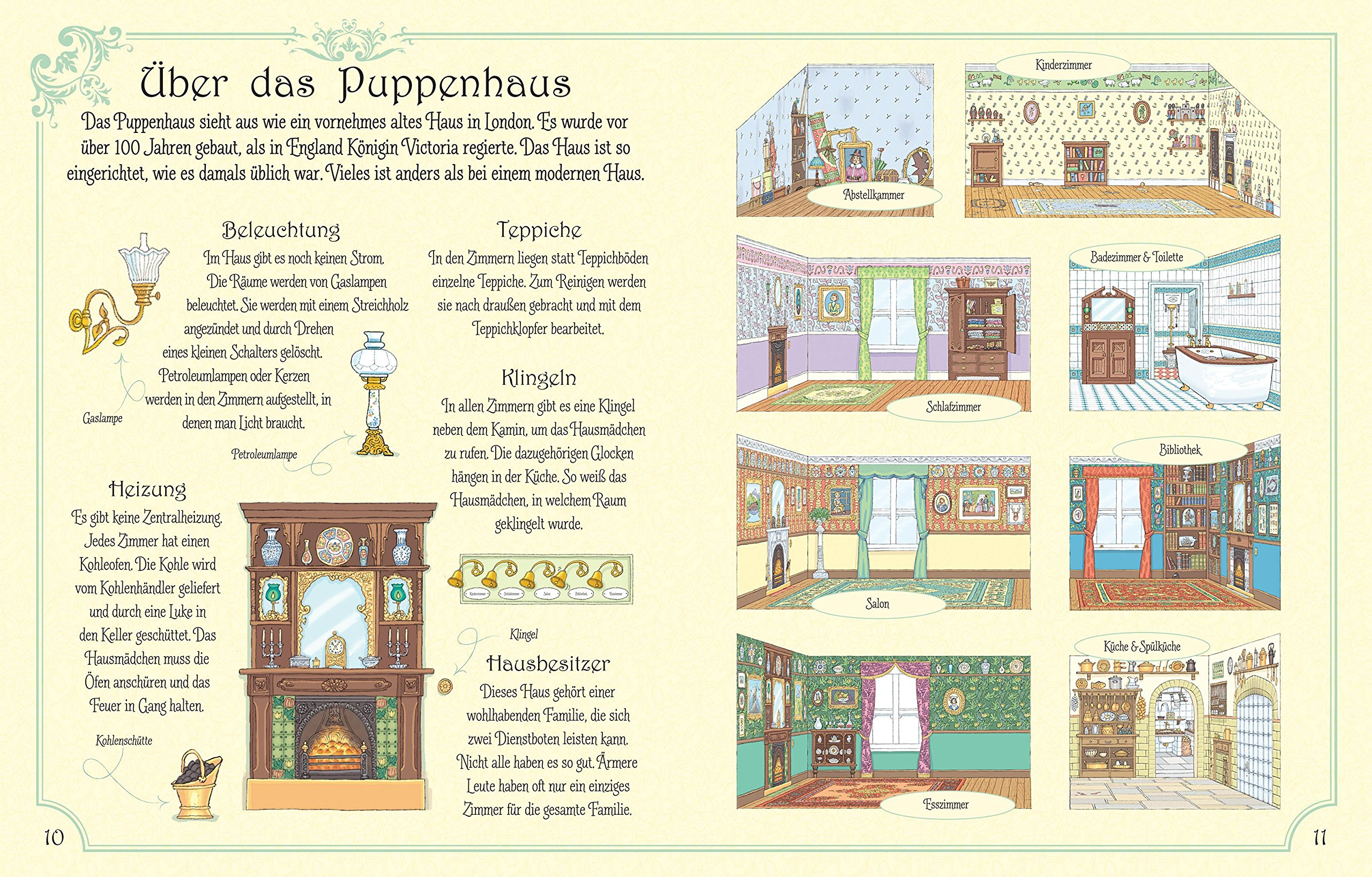 Mein großes Puppenhaus zum Selberbauen Geschenkartikel – 14. Oktober 2016 Anna Milbourne Barry Ablett Usborne Publishing 1782324933