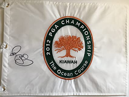 58e1808b Image Unavailable. Image not available for. Color: Rory Mcilroy Signed 2012  Pga ...