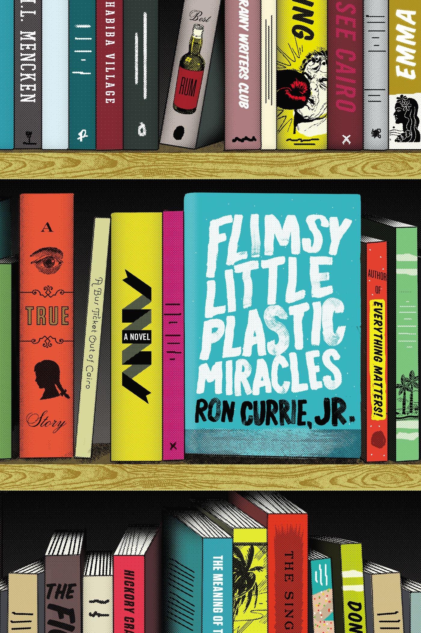 Read Online Flimsy Little Plastic Miracles: A Novel ebook