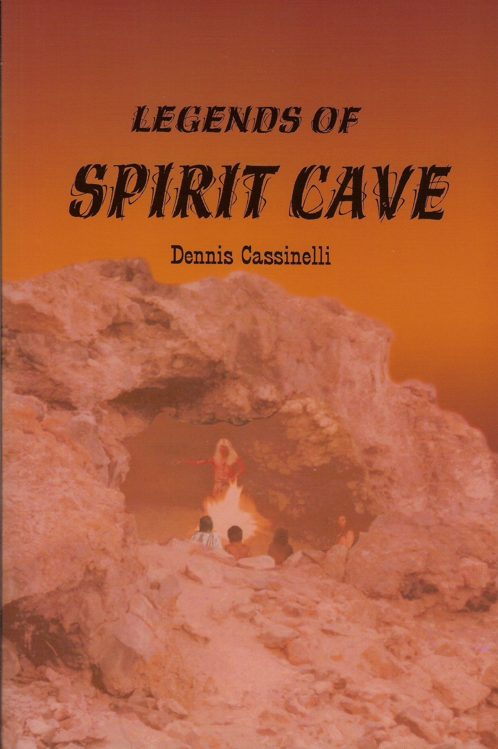 Download Legends of Spirit Cave pdf