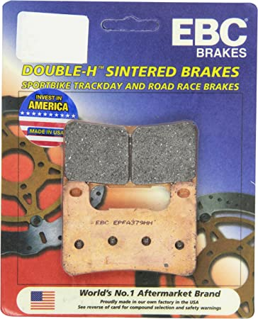 EBC Brakes Double-H Sintered Brake Pads
