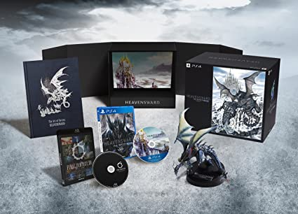 Amazon com: Final Fantasy XIV Heavensward Collector's Edition Japan