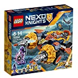 レゴ(LEGO)ネックスナイツ アクセルのランブル・メイカー 70354