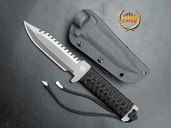 Amazon.com: FBIQQ Dragon 2 - Cuchillo de supervivencia al ...