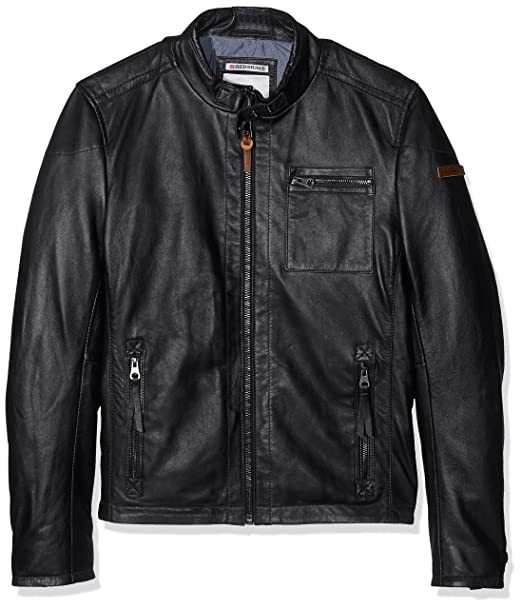 online retailer 2900c 54e68 Redskins Men's's Jacket Black (Sadler Hypster) M: Amazon.co ...