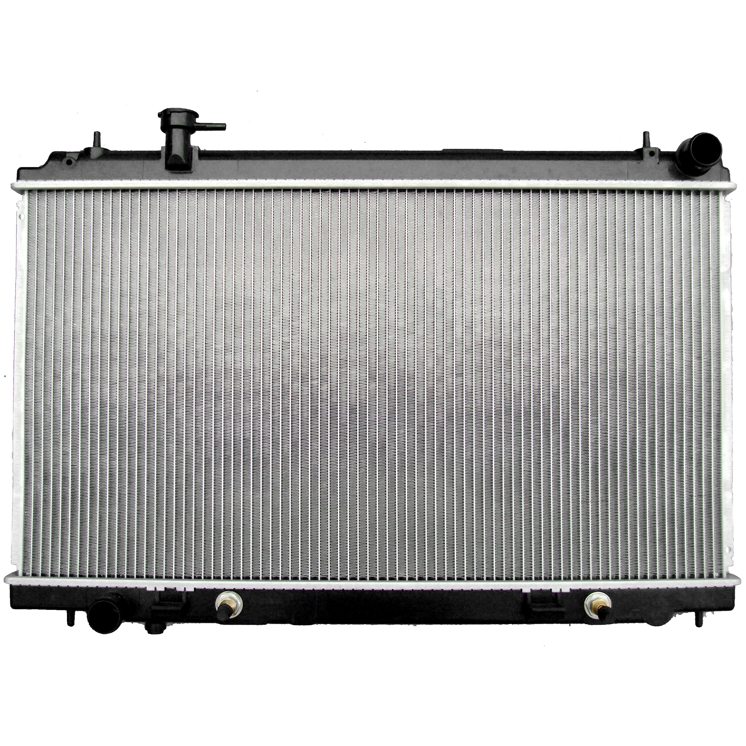 SCITOO Radiator 2576 for 2003-2006 Nissan 350Z 3.5L by Scitoo