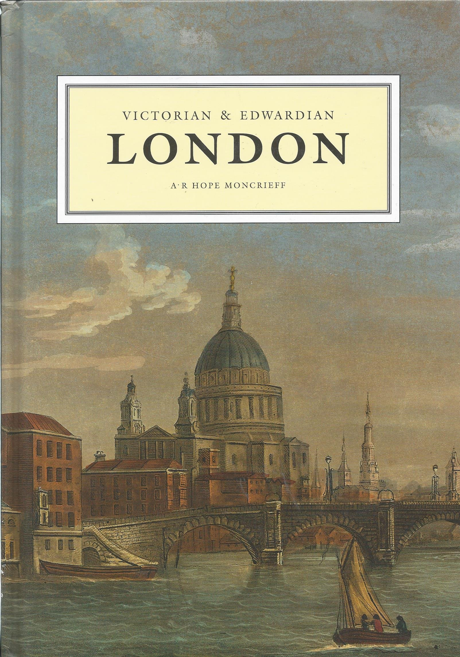 Download Victorian and Edwardian London PDF