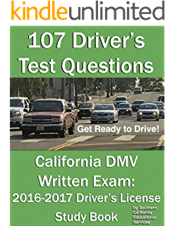 Amazon.com: California Driver License Exam High-Score Kit eBook ...