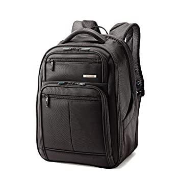 Amazon.com  Samsonite Novex Perfect Fit Laptop Backpack Black  Shop 1-Click 0db5d3439b053