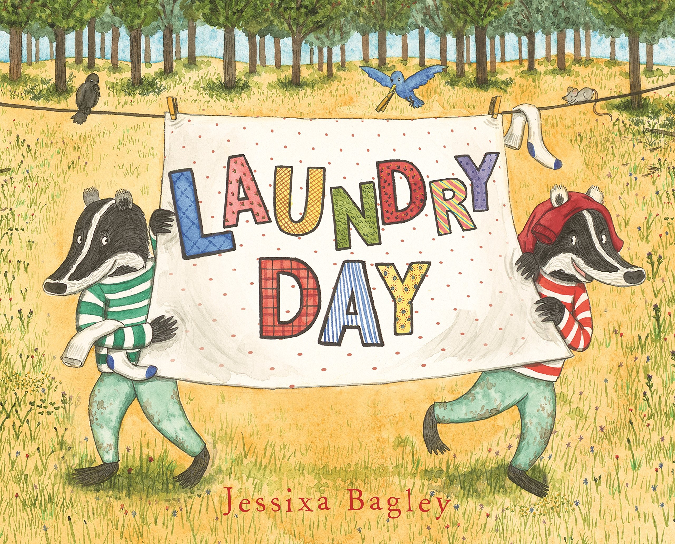 Image result for laundry day jessixa bagley