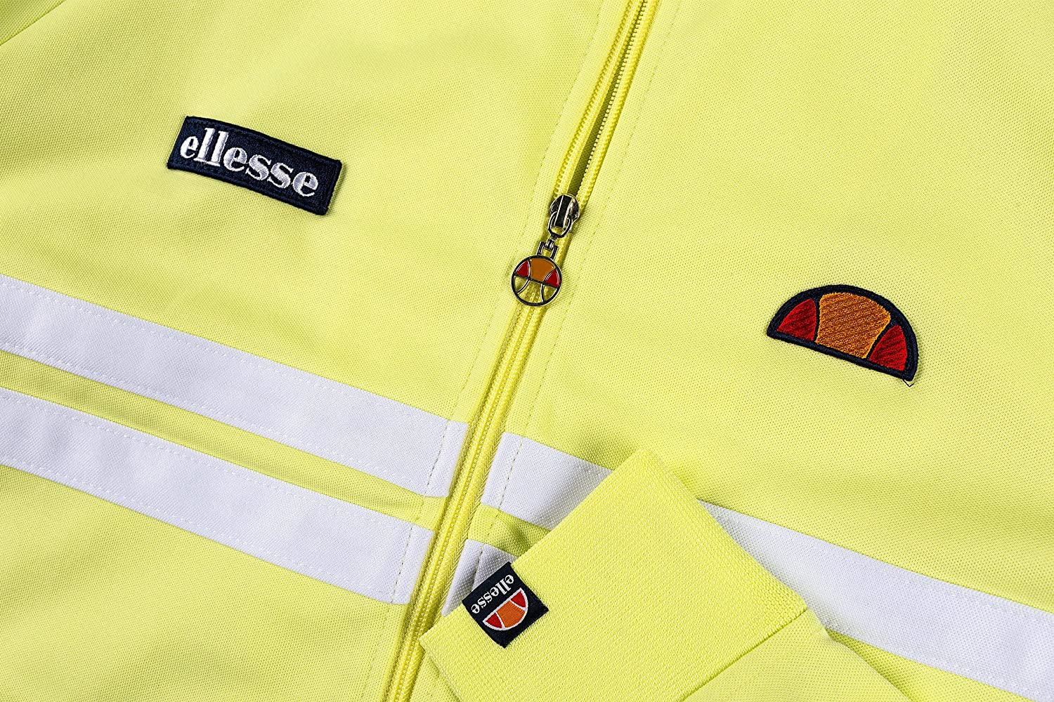 ellesse Men Track Jacket Rimini SHX00892, Size:L, Color ...
