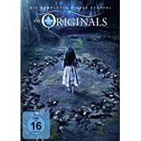 The Originals: Die komplette 4. Staffel [DVD]