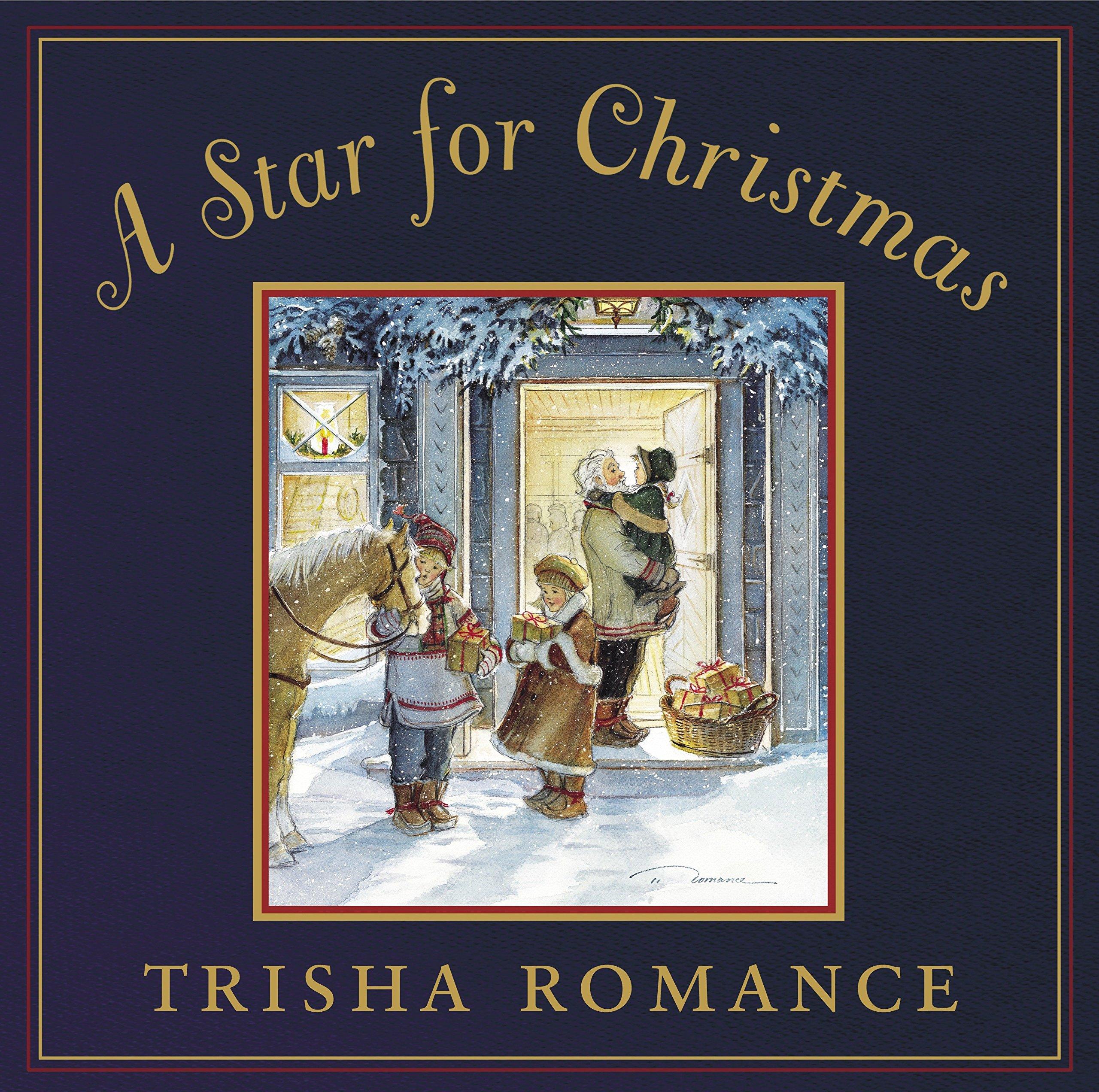 A Star For Christmas.A Star For Christmas Trisha Romance 9780887768361 Amazon