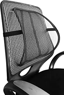 Vinsani Super Comfort Mesh Lumbar Back Seat Sit Support System Pain Relief for Office Chair Seat  sc 1 st  Amazon UK & Orthopedic Seat Support/Full Lumbar support/Portable: Amazon.co.uk ...