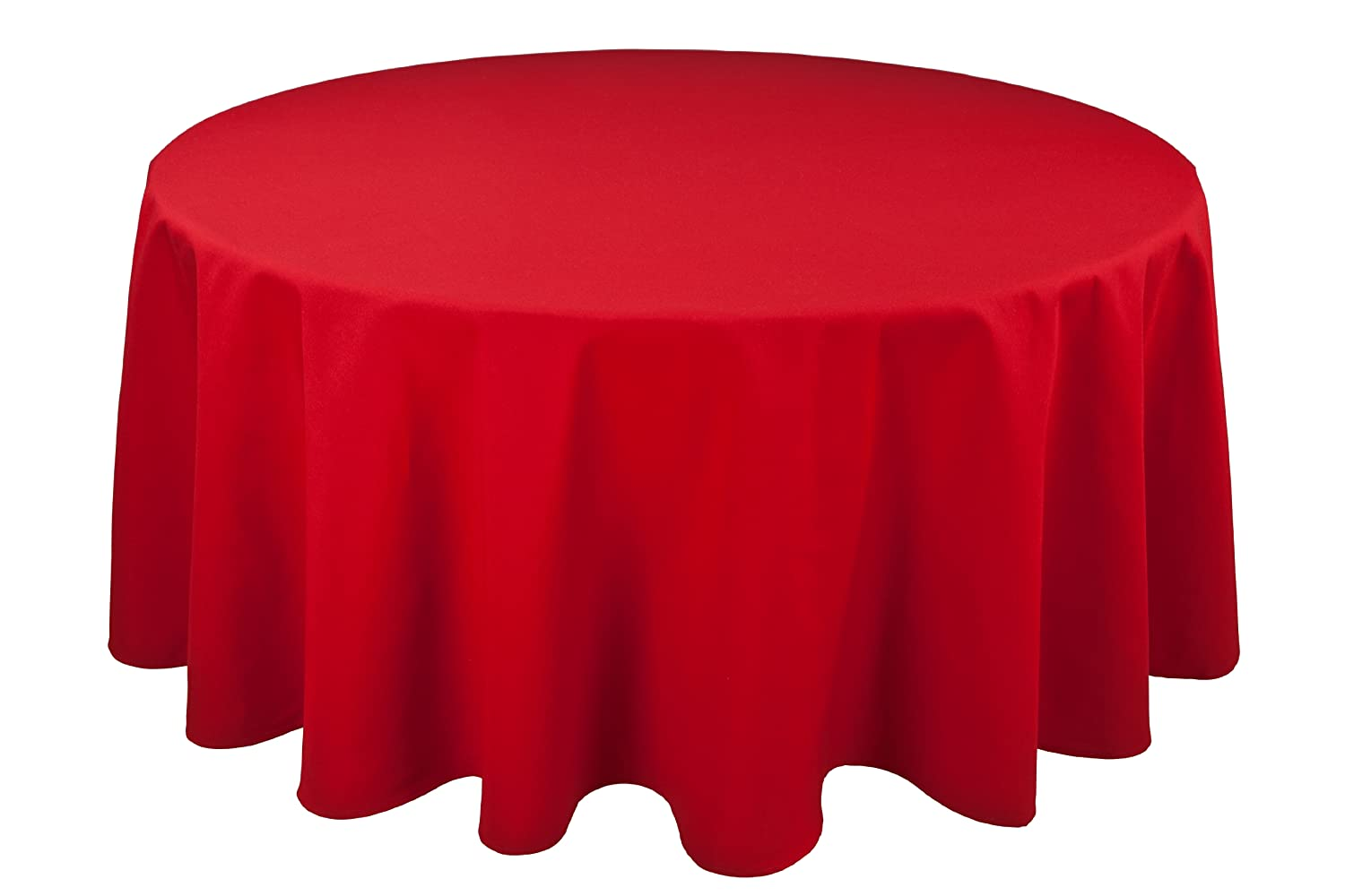 Amazon Riegel Permalux Cottonblend 90 Inch Round Tablecloth