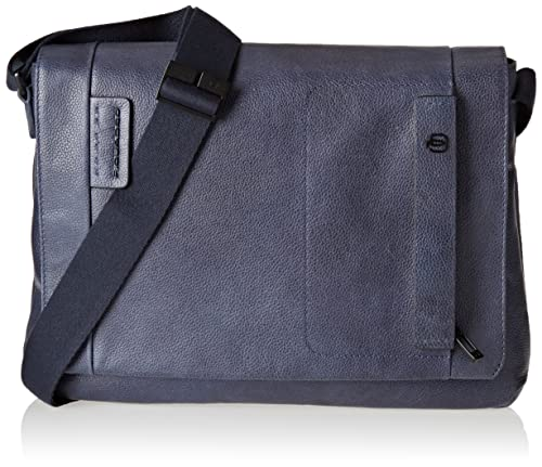 Piquadro Mens Messenger Bag - CA3348P15S/BLU Buy Cheap 2018 Newest Cheap Limited Edition Cheap Largest Supplier Cheap And Nice boTM5I2