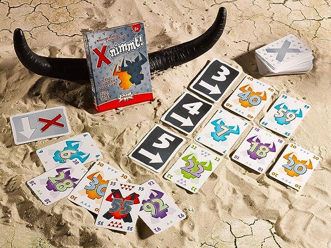 Amigo 01653 X ocupa, Juego: Kramer, Wolfgang, Staupe, Reinhard: Amazon.es: Juguetes y juegos