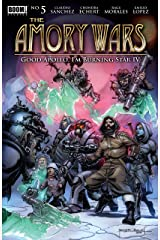 The Amory Wars: Good Apollo, I'm Burning Star IV #5 (of 12) Kindle Edition