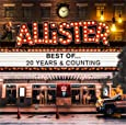 ALLiSTER 20th ANNIVERSARY BEST ALBUM 「BEST OF… 20 YEARS & COUNTING」
