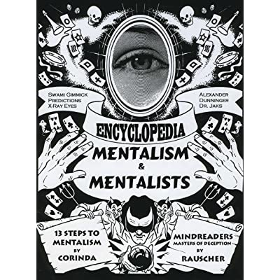 Encyclopedia Mentalism and Mentalists: Corinda, Rauscher: Toys & Games