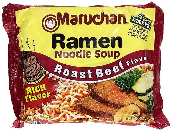 Health mono diet ramen