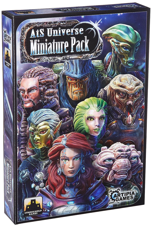 Artipiagames Among the Stars  Universe Miniature Pack [Edizione  Germania]