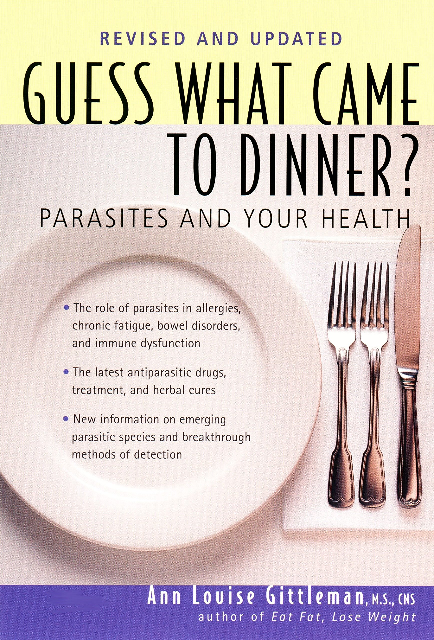 Guess What Came to Dinner?: Parasites and Your Health Paperback – July 9, 2001 Avery 1583330968 Health Care Issues Parasitic diseases