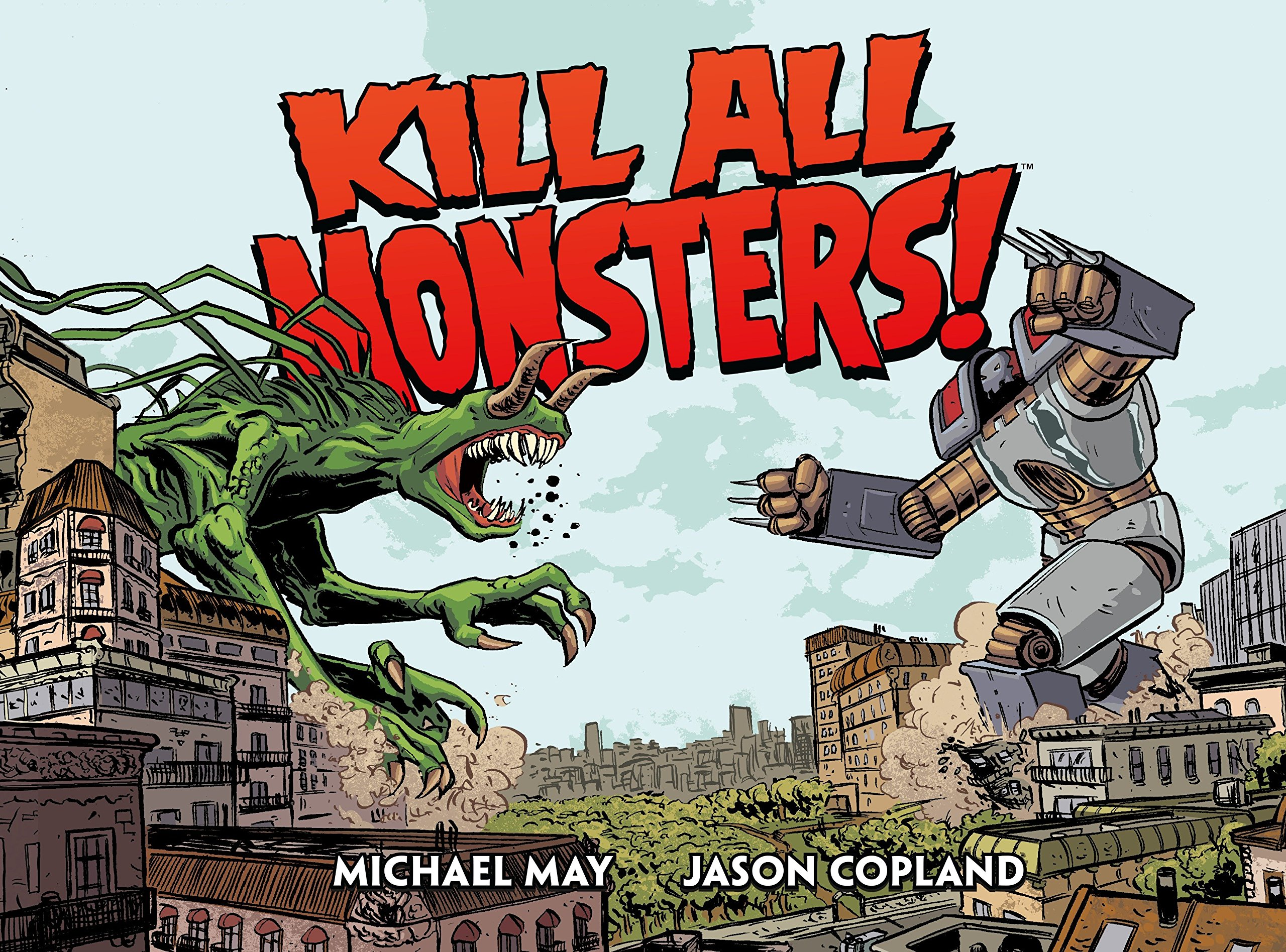 Kill All Monsters Omnibus Volume 1 by Dark Horse Books