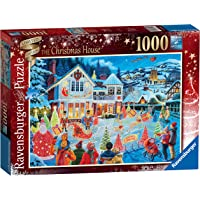 Ravensburger Christmas House 2021 Special Edition 1000 Piece Jigsaw Puzzles for Adults & Kids Age 12 Years Up