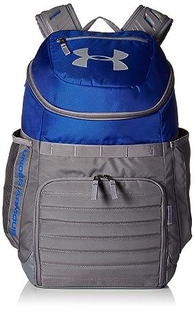 Under Armour Undeniable 3 - Mochila, talla única - 1294721, Talla única, Azul Rey/Grafito: Amazon.es: Deportes y aire libre