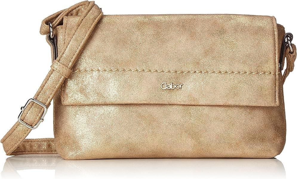 Gabor - Bella, Carteras de mano Mujer, Gold (Copper), 5x16.
