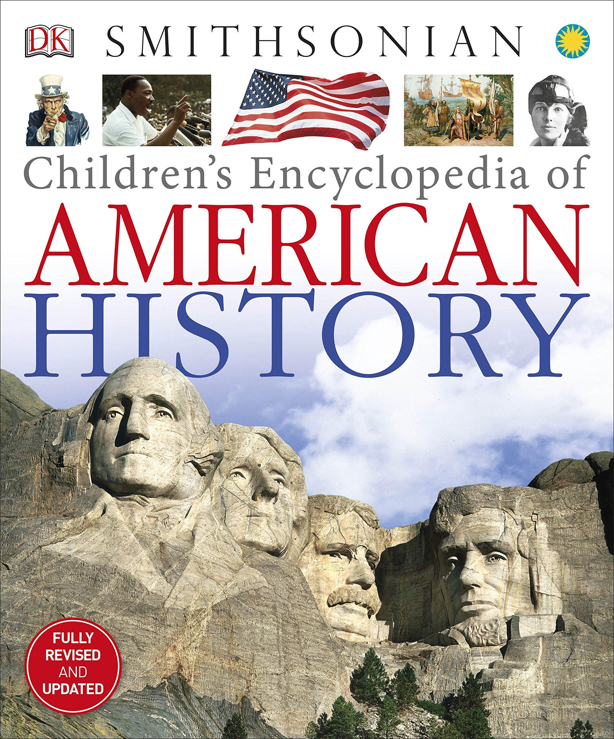 Childrens Encyclopedia American History DK